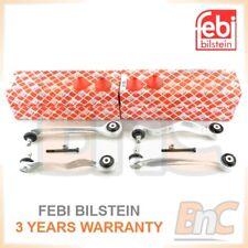 FEBI HEAVY DUTY FRONT UPPER TRACK CONTROL ARMS SET AUDI A4 A6 VW PASSAT B5/FL