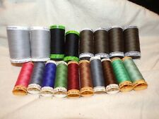 19 NEW Spools GUTTERMANN Thread Variety of Colors E104