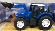 Teamsterz Diecast Plastic Toy Tractor With Front Movable Arm Bucket Scale 1 43