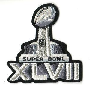 Super Bowl Superbowl XLVII SB 47 Patch Baltimore Ravens vs San Francisco 49ers