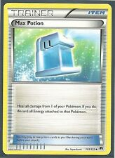 7x MAX POTION 103/122 - XY BREAKPoint Pokemon Card HTF Trainer MINT