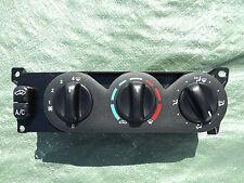 1998-2001 Mercedes-Benz 163 ML320 A/C heater climate control unit used original