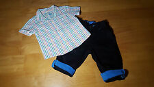 Casual Checked NEXT Outfits & Sets (0-24 Months) for Boys