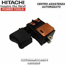 Interrupteur Pièces pour Perceuse Ds18dl Dv18dl Ds14dmr Hitachi