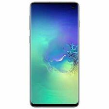 Samsung Galaxy S10 Duos SM-G973F 128GB Prism Green Grün Ohne Simlock NEU