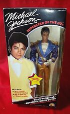 1984 Michael Jackson Grammy Awards Doll MIB/NRFB