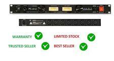 "ART PS4X4 POWER DISTRIBUTION SURGE SPIKE RFI EMI FILTERING 19"" RACK PDU PROTECT"