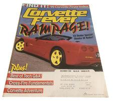 Corvette Fever  Magazine - December 1999