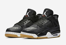 Nike Air Jordan Retro 4 IV Retro SE черные резинки размер 8-12 лазер коричневый CI1184-001
