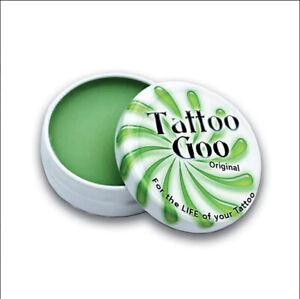 TATTOO GOO Original Aftercare Healing Protection Salve Balm Cream 9.3g and 21g