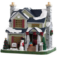 Lemax 2019 Alden House Caddington #95499 Mini Collectible Sets Holiday Scene NEW