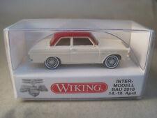 Wiking H0 für Sammler  BT12 neu OVP 020252 Ford 12m