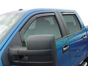 In-Channel Vent Visors for 2006 - 2008 Lincoln Mark LT