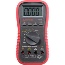 Amprobe AM-250 Auto/Manual Professional Electrical Multimeter, ACDC 1000V Max