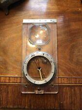 Vintage silva compass Stockholm Sweden type 1 S