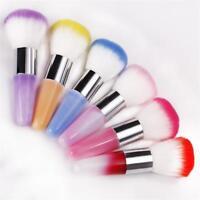 1pc Nail Brush Remove Dust Powder For Acrylic Nails Nail & Nail Art Dust Clean