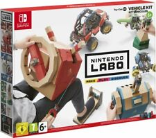 Nintendo Labo - kit de vehiculos N-switch