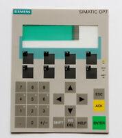 6av6641-0ba11-0ax1 6av6 641-0ba11-0ax1 Remplacement Front Siemens SIMATIC op77a NEUF