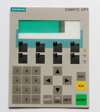 NEW For SIEMENS SIMATIC OP7 OP7-DP 6AV3607-1JC20-0AX2 Membrane Keypad #H1446 YD