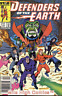 DEFENDERS OF THE EARTH (1987 Series) #1 NEWSSTAND Very Fine Comics Book