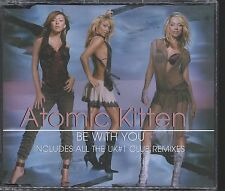 Atomic Kitten - Be With You CD Single