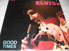 ELVIS PRESLEY GOOD TIMES VINTAGE LP RECORD ALBUM MADE IN CANADA STILL SEALED OOP