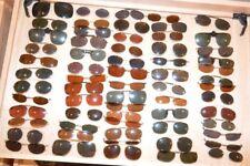 Clip-On Sunglasses Lot Huge Lot Of 64 Sunglasses