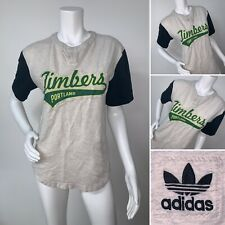VTG Adidas Portland Timbers Women's Small Soccer Jersey Top