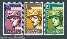ESPAGNE - 1962 YT 1096 à 1098 - TIMBRES NEUFS** LUXE