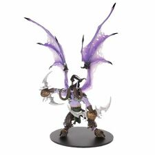 WOW WORLD OF WARCRAFT - FIGURA ILLIDIAN STORMRAGE Series 1 BLISTER / FIGURE 13""