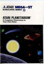 Planetarium for Atari ST/Mega/TT By Atari New Mint