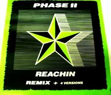 "12"" - PHASE II - REACHIN (HOUSE) SPANISH EDIT. 1988, MINT LISTEN, NUEVO OYELO"