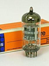 SIEMENS ECF802 6JW8 NOS SIEMENS-HALSKE MUNICH 1960's FIVE-STAR BEST SELLER TUBE