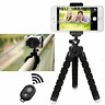 Mini Phone Holder Flexible Octopus Tripod Remote Bracket Stand For iphone Camera