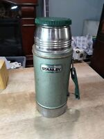 Vintage Aladdin Stanley A 1350 B Wide Mouth Lunch Thermos USA 24 oz NO CUP CAP