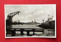 Foto AK WILHELMSHAVEN 1938 Hafen mit Panzerschiff Deutschland    ( 42895