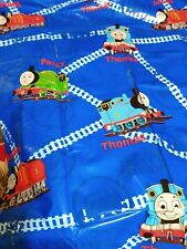 Thomas and Friends The Tank Engine Plastic Shower Curtain Liner Standard Size