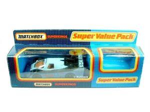MATCHBOX / KS904 1:40 Kremer Porsche CK5 only (Blue) / SUPERKINGS.