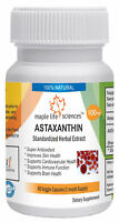 ASTAXANTHIN Extract Capsules Anti-oxidant anti-aging Improve Heart Health