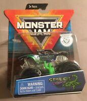 Monster Jam Spin Master Stinger Unleashed 2019 Monster Truck - New Sealed - VHTF