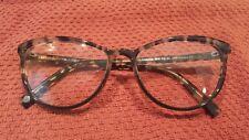 Warby Parker Louise 189 Eyeglass Frames - Birch Tortoise 55 16 140 New