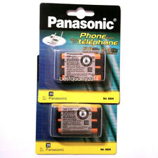 2PCS Panasonic  HHR-P107 Type 35 Cordless Phone Battery HHR-P107A/1B