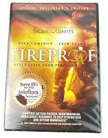 Fireproof (New Sealed DVD, 2009, Special Collector's Edition) + With Free S & H