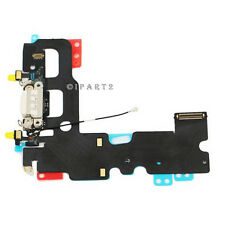 Charging Dock Port Flex Cable with Microphones Antenna for iPhone 7 4.7'' White