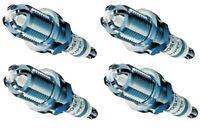 Spark Plugs x 4 Bosch Super 4 Fits Ford Focus MK I II 1.4 1.6 1.8 2.0 Fiesta