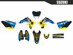 Suzuki RMX 450Z 2010 2011 2012 203 2014 2015 2016 2017 Graphics Kit Enduro Decal