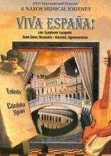 Viva Espana! DVD NAXOS