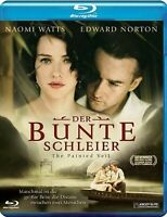 The Painted Veil [2006] (Blu-ray Region-Free).  English audio Edward Norton.NEW