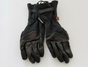 NWT POLO RALPH LAUREN MENS GENUINE LEATHER GLOVES/BLACK,S #A
