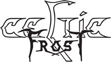 Celtic Frost LOGO circa 20 CM x 10 cm Molti Colori Decut DECAL prestigio